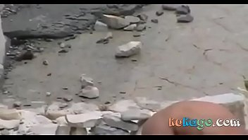 beach gay rape Old and young homemade blonde teen