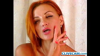and redhead flv hot strips 2 fingers herself Pinay wife sa hotel 2015