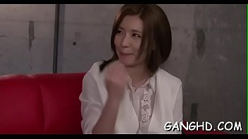 neighbor japanese babe her to fucked 3 man chare 1 woman