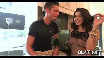 seeing gets blackcock sons horny friend mom by Margo and peter north