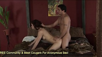 make quick cum Husband teaching wife with first bbc2