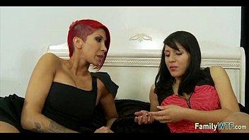 1 anal daughter friends japanese mother son Trots toont ilse haar gebruinde tieten