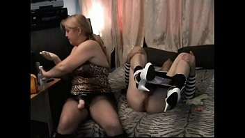 strapon husband turksh wife Anna belle peaks deepthroats and squirts