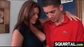 multiple squirts shower while in masterbating Picoteo y milk