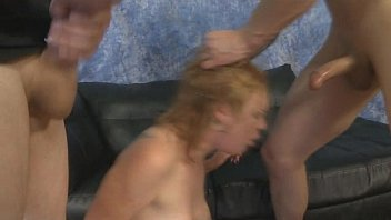 throttle slapped and Sunny leone harr