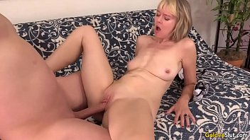 video neighbor to dick 2013 home the takes big balls Mom forced son in jungle10