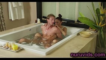 xvideos girls bath hostel Girl helps guy self suck
