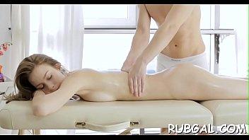hidden massage room men sex Femdom milf fucks hot crossdresser with strapon