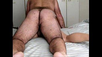 fuck mom my ass say Big dick hairy creampie