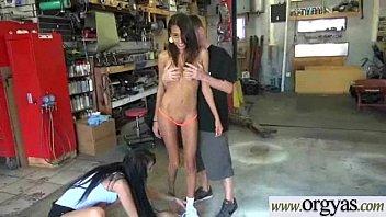 xxx girl seduced scout creampie Anal sasha rose