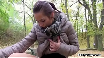 on jerk girl public Mom teach teen sin