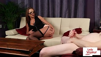 dogging tv british Instructions tied task cbt femdom game