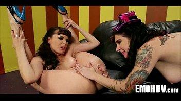 lesbian hot emo Samantha patts kowalske