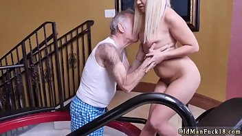 amazing old first young and babe sex creampie blonde time Mentally retarded son