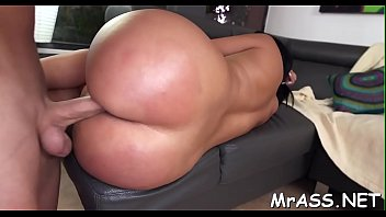 charming anal delights with playgirl her riding Pixies pillows shows tits