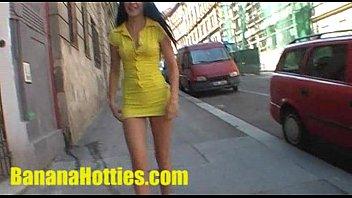 no panty public bottomless street walkno skirt Teen asia masturbating squi