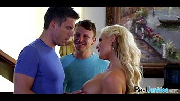 penetration triple wife getting forced husband watch to Raven meets the king full video