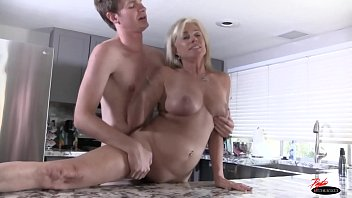creampie son milf by sleep Xh mom fock som