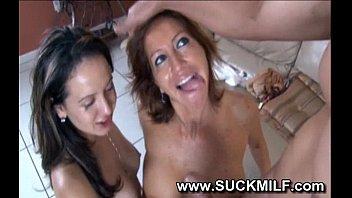 girls snot swallows Old man strip blonde
