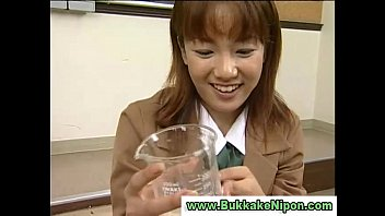 cum tranny3 drink Virgin auction episode 2 english dubbed 2016