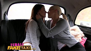 fake innocent taxi Lily carter with 10