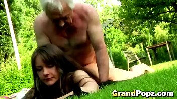 pigtails to forced with and young suck fu brunette Japanese games sex show father