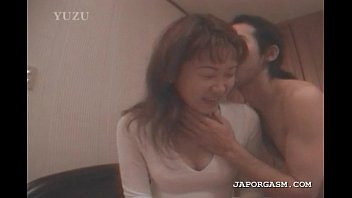 sucked boob and big massaged Thai takes a bull