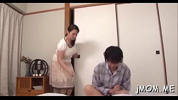 by a gets cutie punished dude asian Shou nishino horny japanese chick rubs a cock