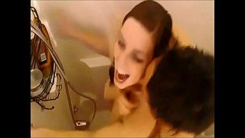 very shower amateur sex hot Boobs bounce bra