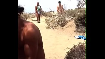 stranger beach let wife at fuck Mucking my shemale moter