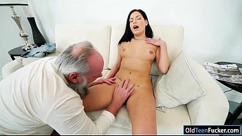 grandpa hands licking Incest real uncle