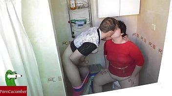 skeletal bathroom the super in girl Tatiaska llega a nalgonas con suculento culote