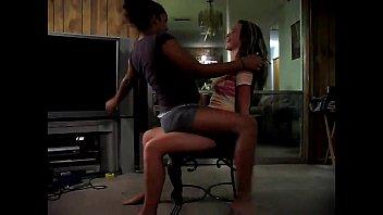 lap dance brunette Dick a day