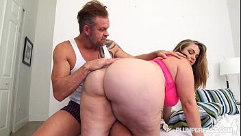 young booty old and big White cuckold eats black cum