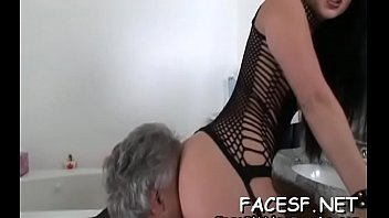 girl panty off Sleeping granny molested