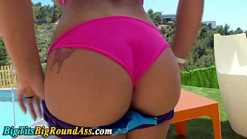 tit babe big mild Lucky guy gets a blonde babe in the sack