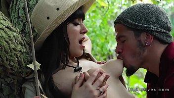 in woods cumshots huge Sezy blonde teen hitchhiker sucks cock porn video