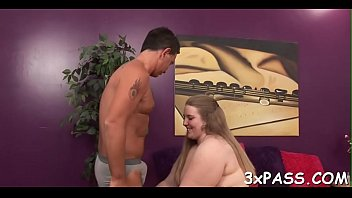 hot fat guy girl fuck Twink in garters