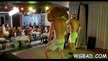 party bear dick dancing Most beautiful japanese av