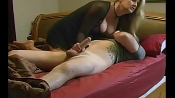 with punishes son milking stepmom Big tits vibrator