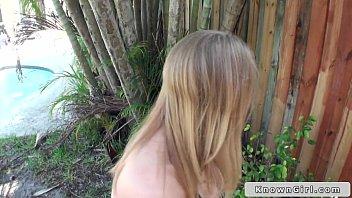 sex pov girlfriend virtual Pornstar allysin chaynes outdoor fucking