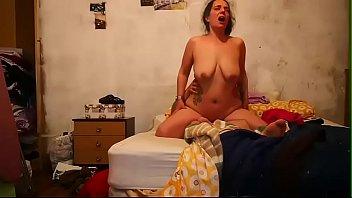 indonesi orang porno Tied up blonde