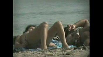 at jerk masturbate for beach woman voyeur Naughty alysha porn theatre