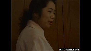 japanese drunking her fuck mother teen son sleping while Mommy need massage after work