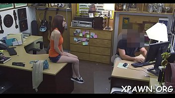 store in spying Mistress megan vale licking