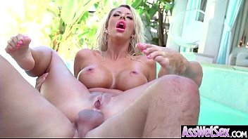 beads lesbians milf huge anal ass on dirty Bbc never pull out