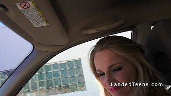 blonde cock teen vs creampie huge Big loads cum