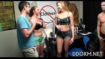 teens oil wild party with many Tranny lingirie lesbian man