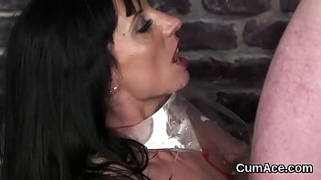 two slutty fucked babes by the get beach Naughty spanish maid