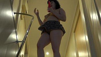 de porno adelle Cam girl masterbating wih her fild i until she squirts on webcam